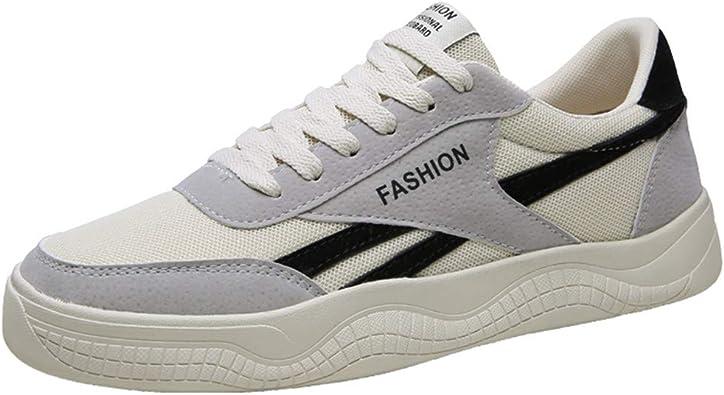 TOPKEAL Chaussures de Sport Homme,Espadrilles Sneakers