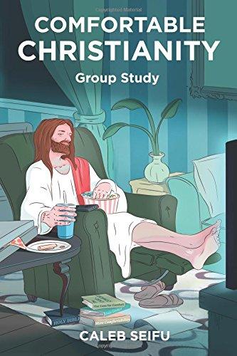 Comfortable Christianity Group Caleb Seifu product image