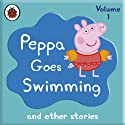 Peppa Pig: Peppa Goes Swimming and Other Audio Stories Hörbuch von Ladybird Gesprochen von: John Sparkes