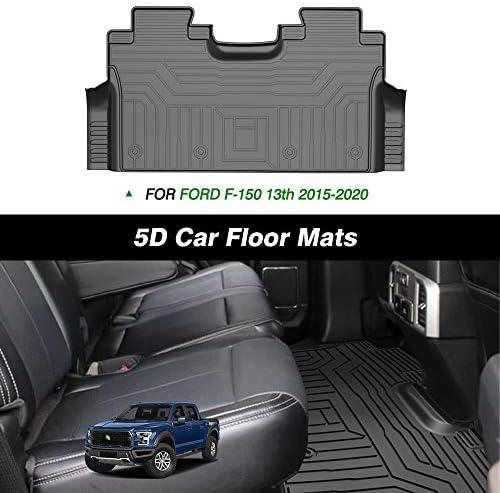 Muchkey Auto Tapetes de Piso Alfombra para Toyota Auris Hybrid 2018 de Cuero Interior Automotriz Alfombrillas Beige