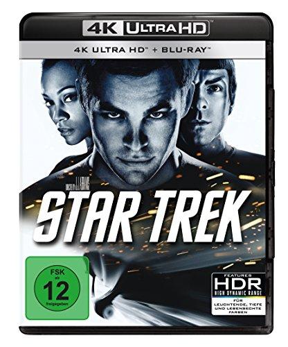 Star Trek 11 - Die Zukunft hat begonnen  (4K Ultra HD) (+ Blu-ray)