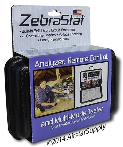 Zebra Instruments , Zebra Stat - Analyzer , Remote Control & Multi-Mode Tester