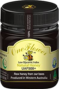 OneFlower Low GI Natural Honey 250G