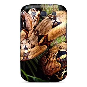 Hot New Snake Case Cover For Galaxy S3 With Perfect Design