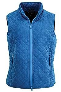 Outback Trading Co Women's Co. Grand Prix Vest Aqua Small