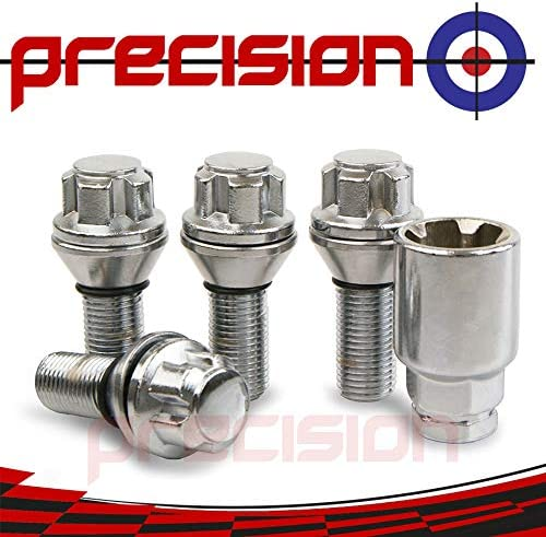 Precision Variance Locking Wobble Bolts for Converting ƁMW Wheels on to Ŕenault Trafic PN.SFP-B14V119
