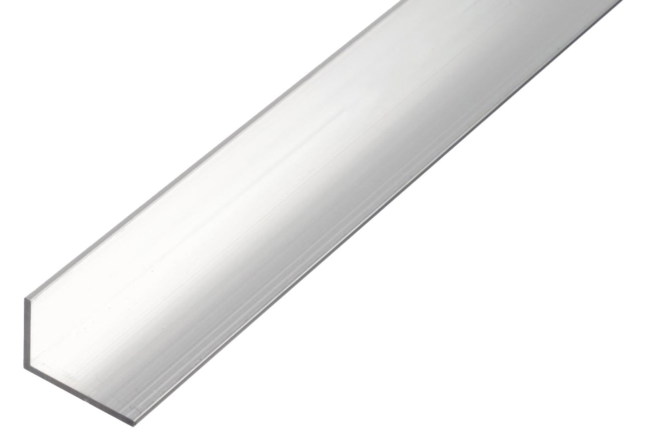 1000 x 30 x 30 mm bronzefarbig eloxiert GAH-Alberts 480042 Winkelprofil Aluminium