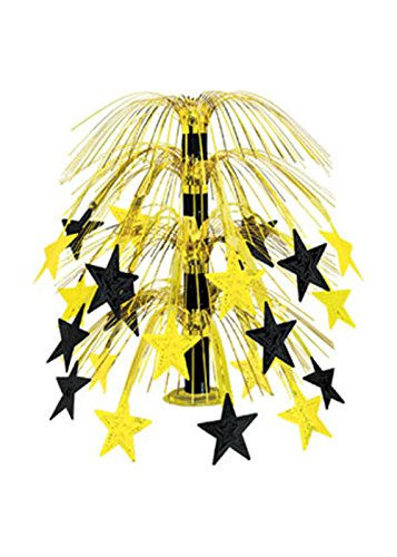 Beistle Company Mens Star Cascade Centerpiece