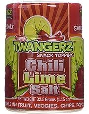 Twang 10 Pack Chili-Lime 1.15oz Salt Shakers by Twang