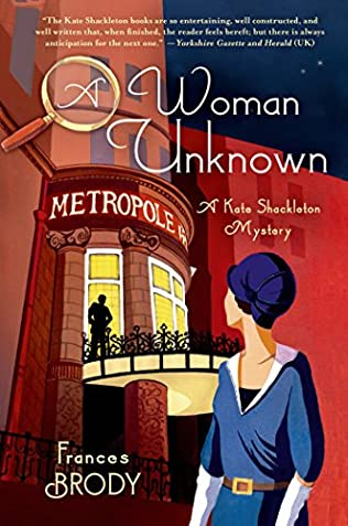 book cover of A Woman Unknown