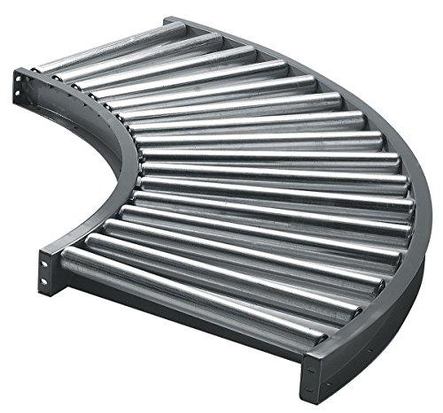 Ashland-Conveyor-4F90KA03B16-Roller-Conveyor-90-Curve-16BF