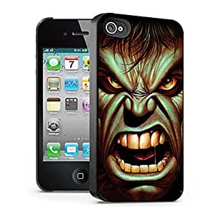 AES - Beast Pattern 3D Effect Case for iPhone4/4S