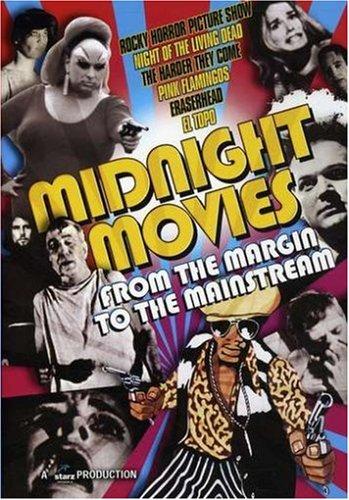 Amazon Midnight Movies From The Margin To Mainstream John Waters Ben Barenholtz Alejandro Jodorowsky Alan Douglas J Hoberman Robert Shaye
