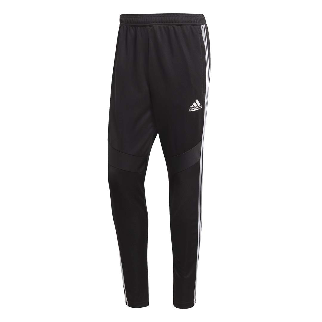 adidas Men's Tiro '19 Pants, Black/White, Medium