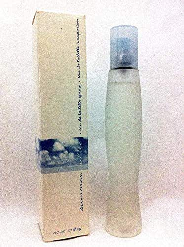 Summer White By Avon for Women Eau De Toilette Spray 1.7 Oz. Raree
