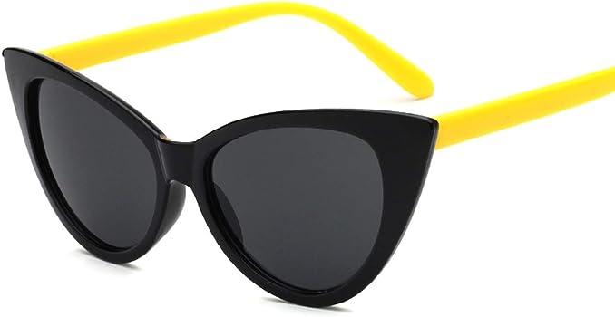 Amazon.com: Gafas de sol retro para gato 2018, nuevas gafas ...