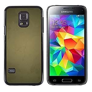 Be Good Phone Accessory // Dura Cáscara cubierta Protectora Caso Carcasa Funda de Protección para Samsung Galaxy S5 Mini, SM-G800, NOT S5 REGULAR! // Simple Pattern 13
