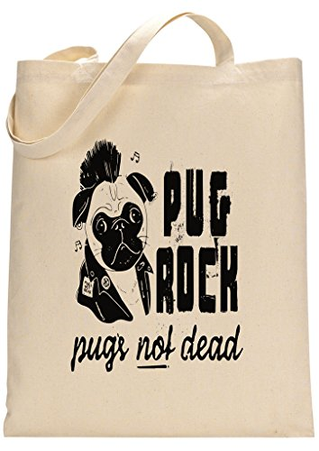 Pug Custom Made Tote Bag