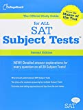 Official Study Guide For All SAT Subject Tests (College Board Official Study Guide for All SAT Subject Tests) by College Board (9-Jul-2012) Paperback