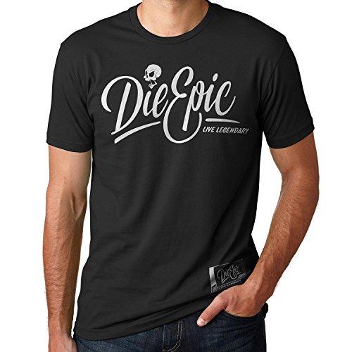 Die Epic Men's Legendary T-Shirt Bundle (XX Large, -