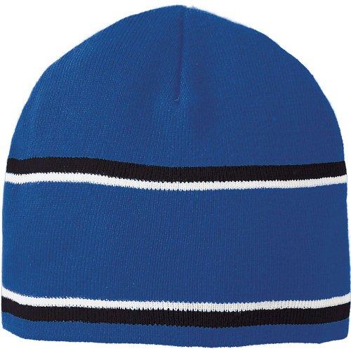 negro engager Sportswear Azul Beanie rey blanco Holloway rTnqxTXFw
