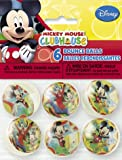 Mickey Mouse Clubhouse Party Favors – 6 Bounce balls, Health Care Stuffs