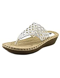Cliffs by White Mountain Women's Cameo Wedge Sandal