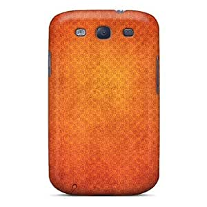 Durable Defender Case For Galaxy S3 Tpu Cover(floral)