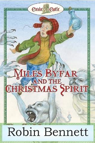 book cover of Miles Byfar