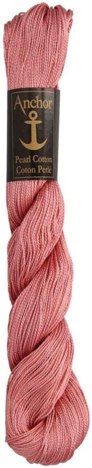 Coats-Anchor Perlgarn St/ärke 5 50 g St/ärke 5 00390 50 g