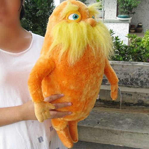 FidgetGear Large Dr. Seuss The Lorax 20inches Lorax Stuffed Plush Toy Doll New -