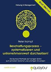 Beschaffungsprozess - systematisieren und unternehmensweit durchsetzen!