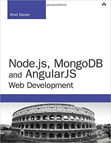 Books and videos so you can easily learn Node js programming