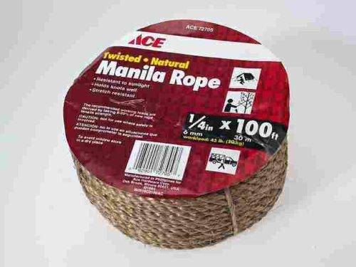 UPC 082901727057, Ace Manila Rope (72705)