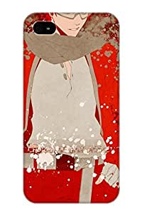 Iphone 4/4s Perfect Case For Iphone - VvKsoJ-972-GRioQ Case Cover Skin For Christmas Day's Gift