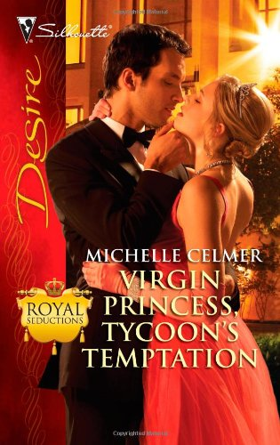 book cover of Virgin Princess, Tycoon\'s Temptation