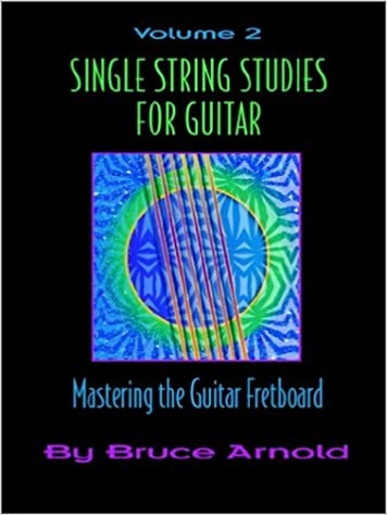 Book Single String Studies for Guitar Volume Two (Vol 2)