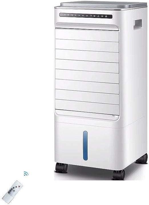 Aire Acondicionado Portátil Enfriador Móvil Climatizador Evaporativo Control Remoto Inteligente Tiempo De 7 Horas Enfriamiento De Gran Alcance (Color : Remote Control): Amazon.es: Hogar