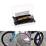 skonhed Bike Puncture Repair Kit, Bicycle Tyre
