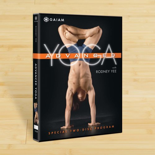 Rodney Yee - Advanced Yoga: Amazon.es: Cine y Series TV