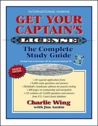 Get your captains license fourth edition charlie wing get your captains license fourth edition charlie wing 9780071603690 amazon books fandeluxe Images