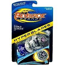 Beyblade Legends Beybattle Tops BB-122 Diablo Nemesis X:D Top
