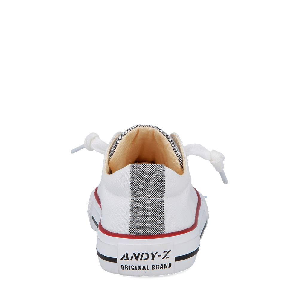 ANDY-Z Enfants Sneakers B/éb/é Fille Nouveau-N/é B/éb/é Bande Dessin/ée Appartements Antid/érapant Semelle en Caoutchouc Chaussures Douces Baskets Coton Chaussettes en Caoutchouc De Plancher pour Enfant