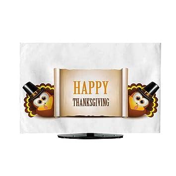 Amazon.com: Funda para TV con diseño de tarjeta de ...