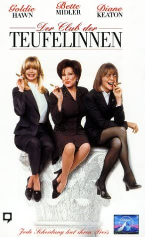 Der Club der Teufelinnen [VHS]: Goldie Hawn, Bette Midler