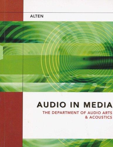 Audio in Media (Abridged Custom Edition for Columbia College, Chicago)