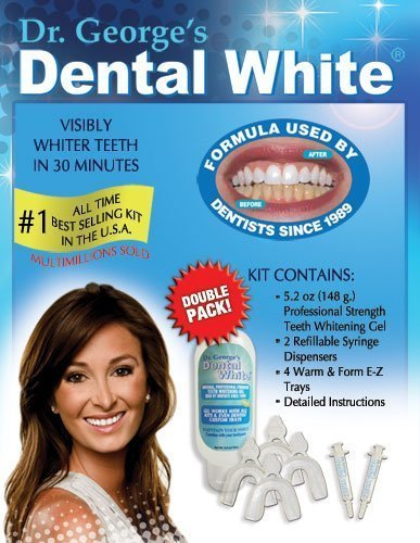 "Dr. George's Dental White""Whitening for Two"""