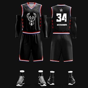 Jersey De Baloncesto De La NBA All-star Traje Deportivo Camiseta ...