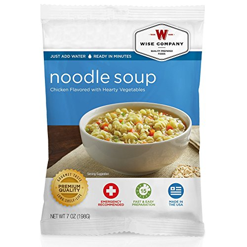 Wise Foods Side Dish Chicken Noodle Soup (4 (Side Dishes Chicken)