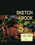 "Sketchbook: Sketchpad / Drawing Book by smART bookx [ 100 white sheets * 8.5"" x 11"" * Paperback ] (Sketchbooks & Sketch Pads)"